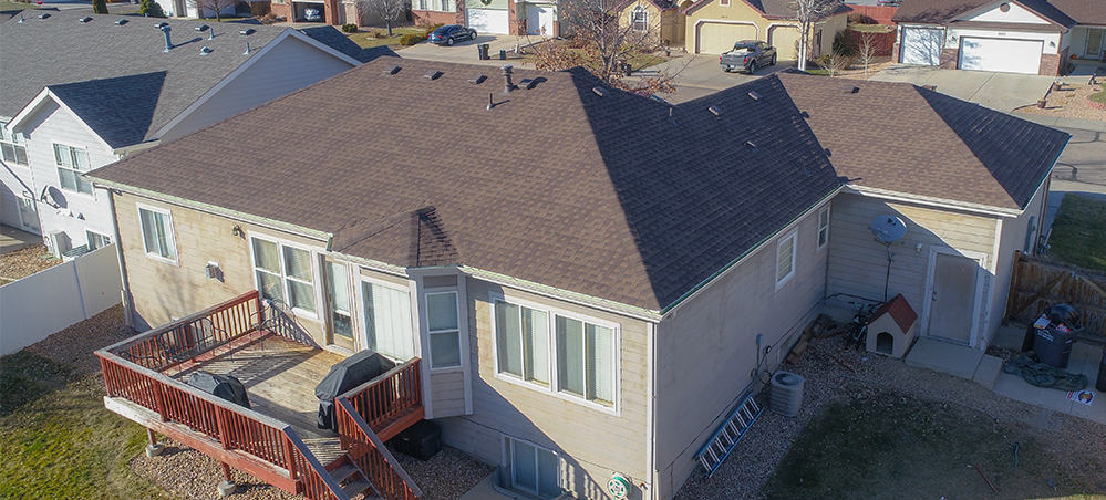 Home Roof - Tornado Roofing & Gutters - Colorado