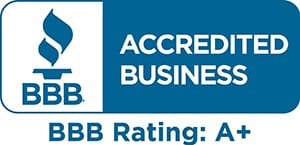 BBB+ Accreditation - Tornado Roofing & Gutters - Colorado