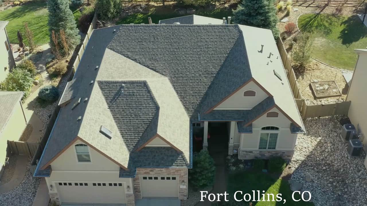 Fort Collins Roofing Contractor - Roof Repair or Replacement - Commercial or Residential Roofing - Tornado